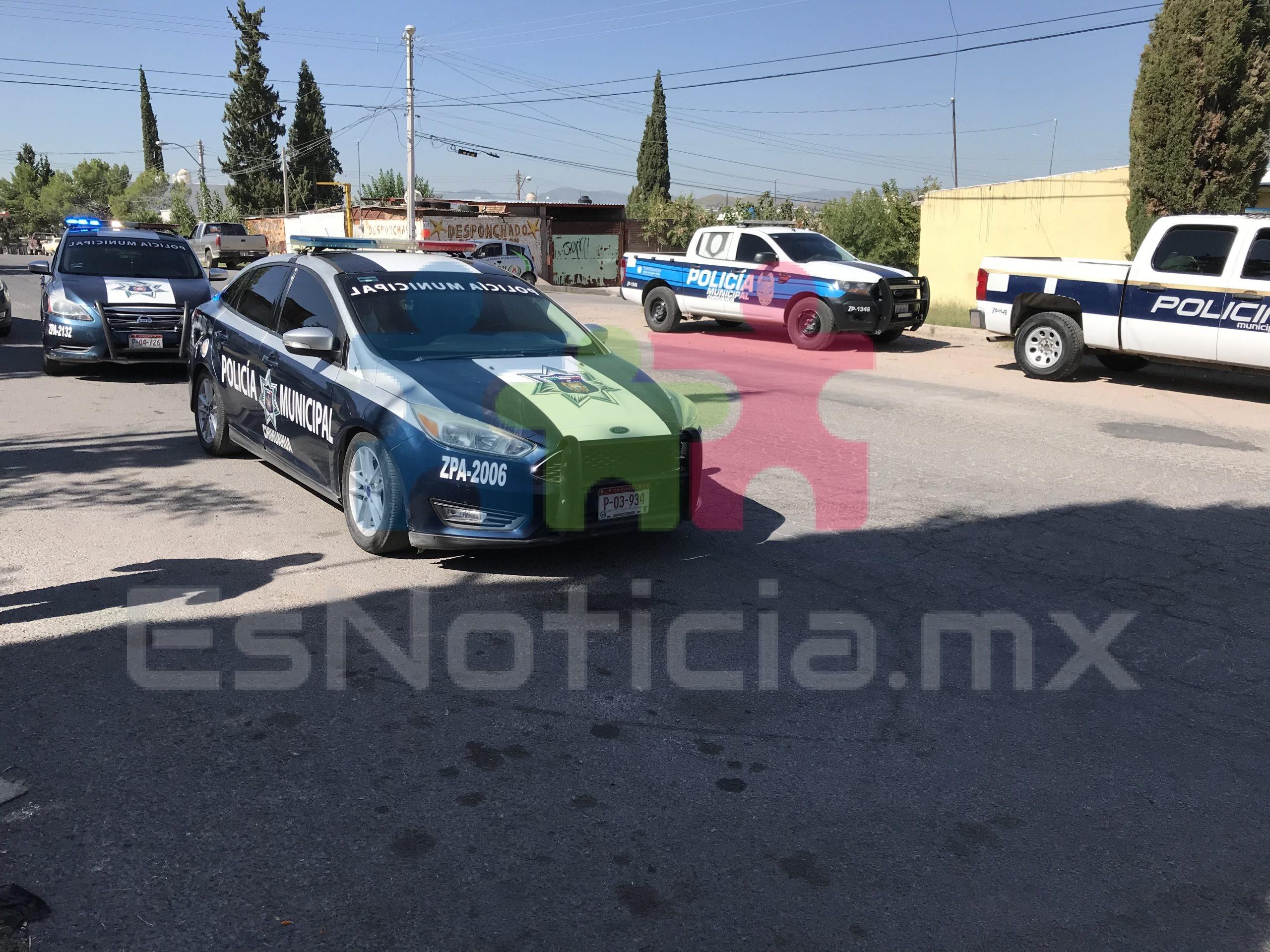 Tras riña, lo detienen por agredir a policía en el Cerro de la Cruz