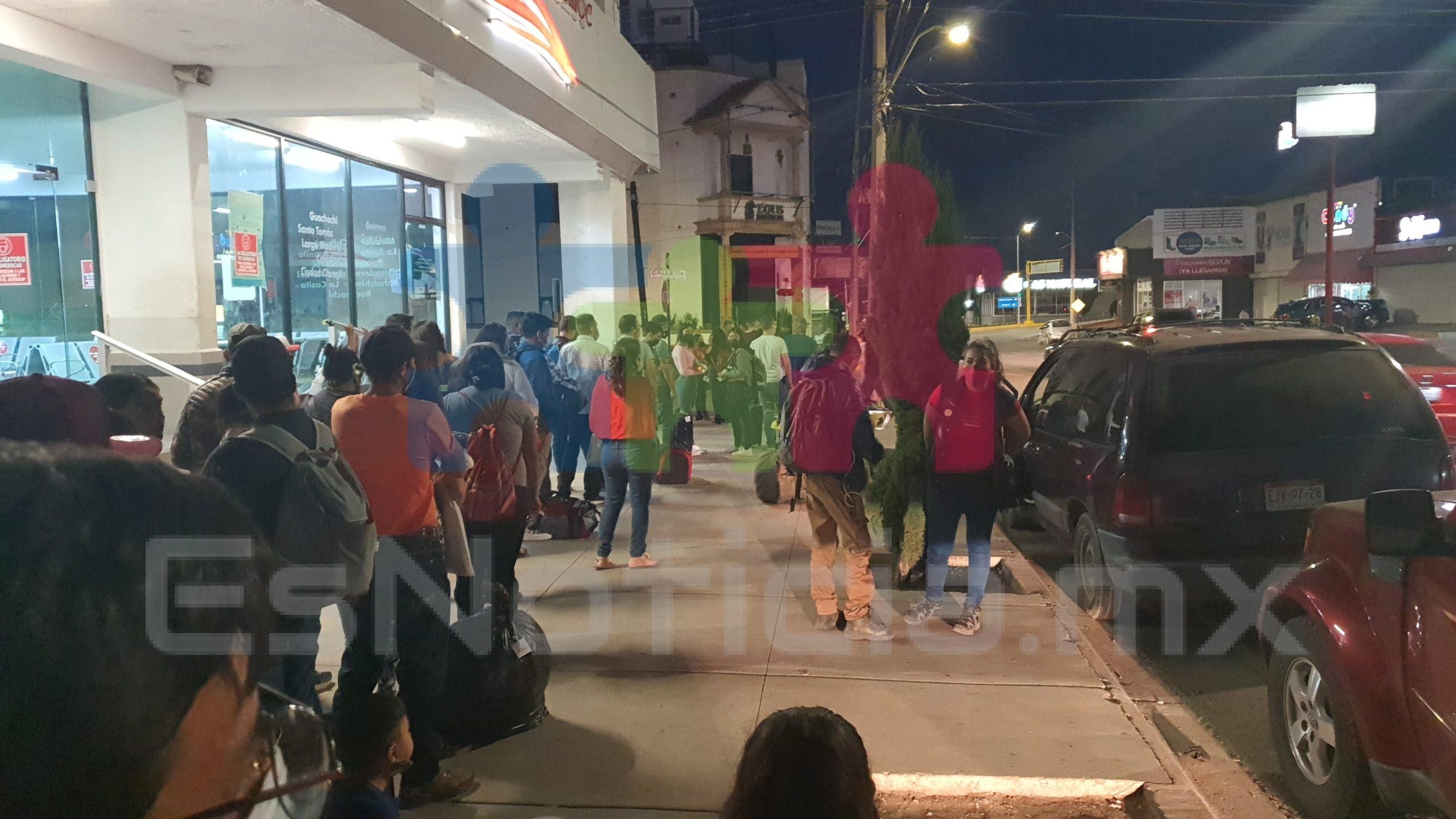#Cuauhtémoc | «Rápidos Cuauhtémoc» con fuertes quejas por parte de los usuarios